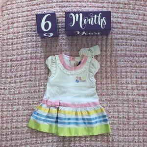Mayoral Girl's Polo Dress NWT